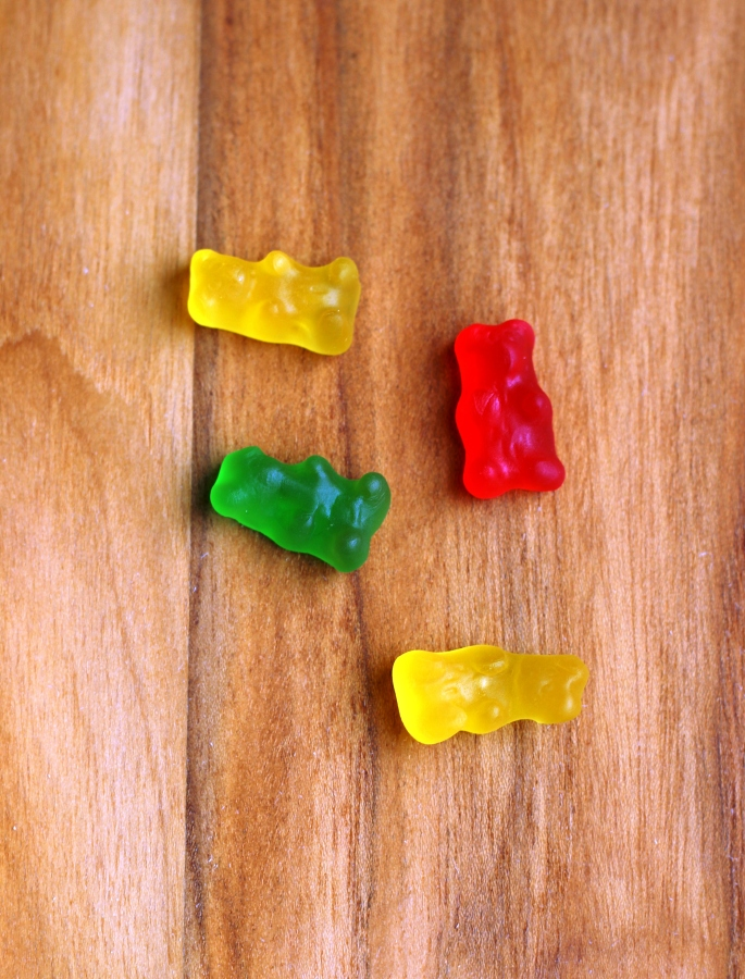 Gummy Bear Investigation