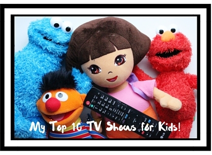 My Top 10 Educational TV Shows